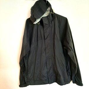 Hi-Tec Mens Waterproof Windbreaker Packable Jacket